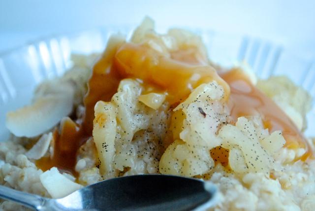 Æbletid og vanilleprikker