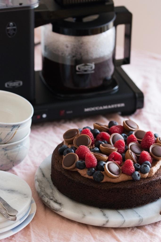 f8b44ec3ec5 Anne au chocolat chokoladekage