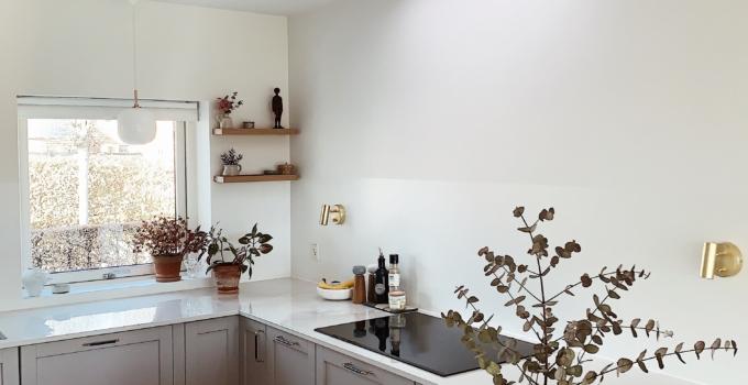 En uundværlig del af køkkenet sidder i loftet