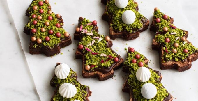 Julerier, konfekt og småkager til din december