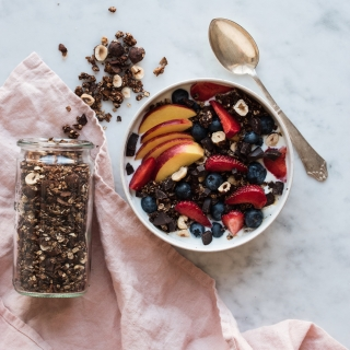 Granola til din sommermorgenmad