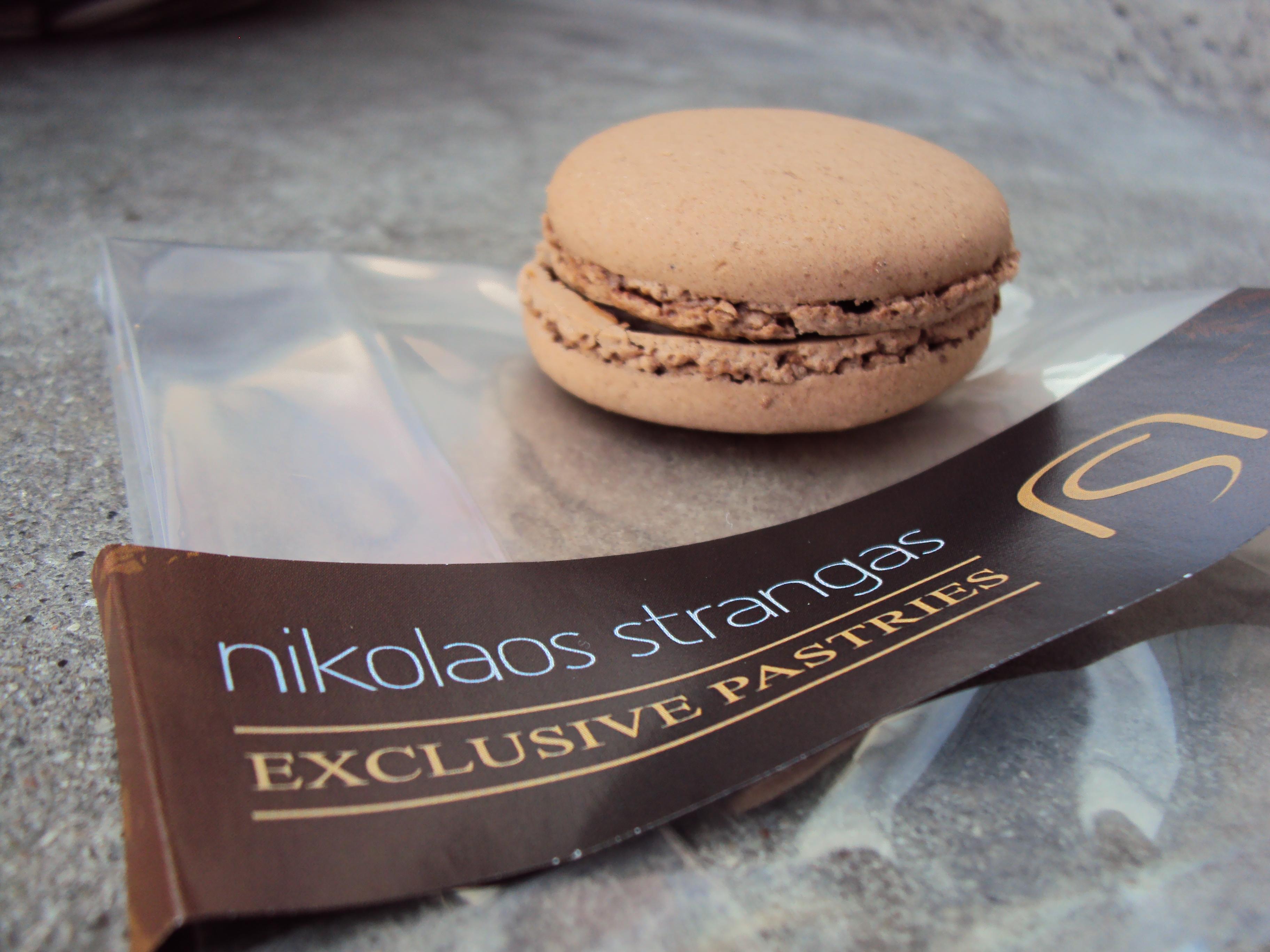 Macarons fra Nikolaos Strangas