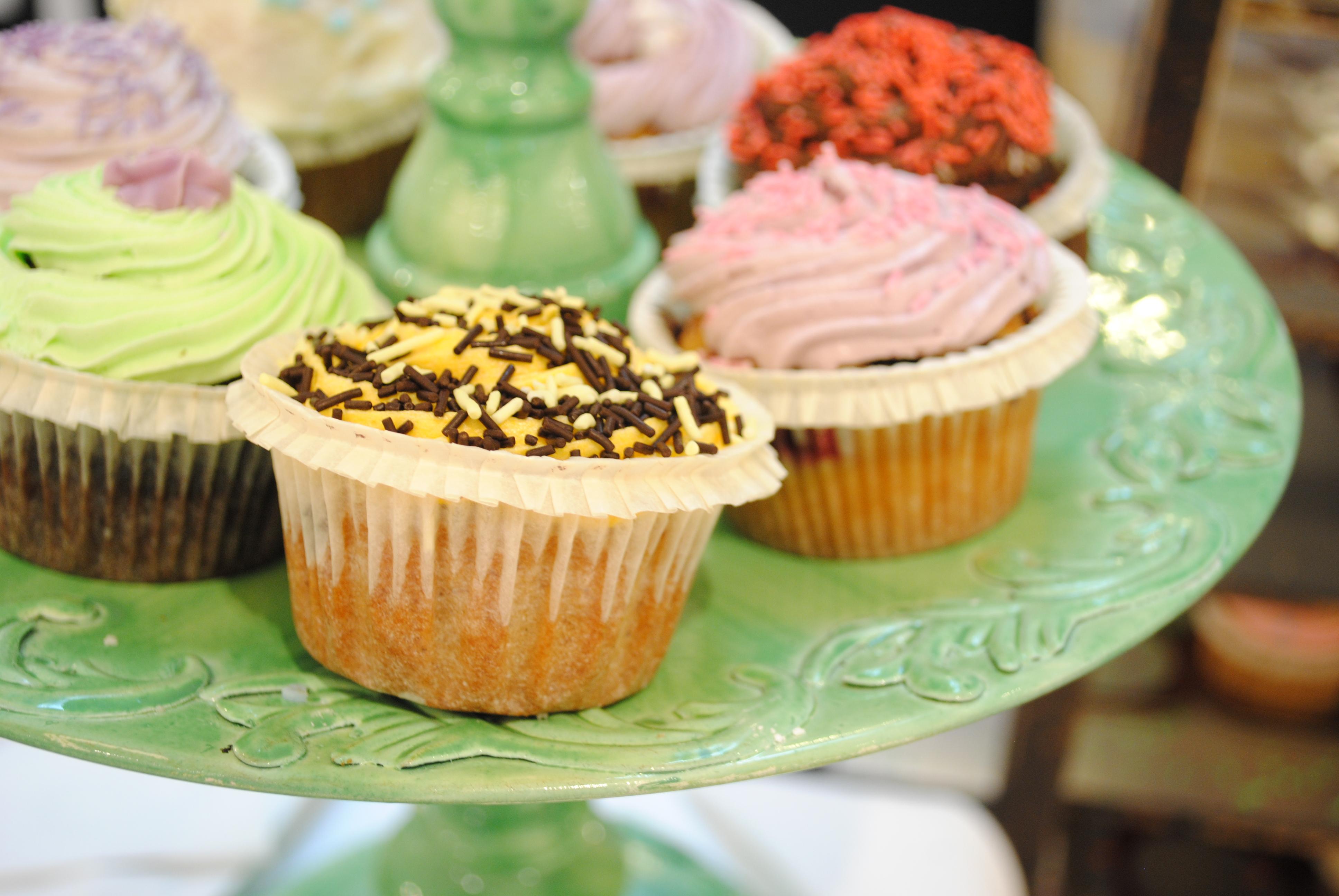 Cupcakes i Illum