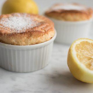 Påskedessert: Citronsoufflé
