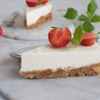 Invitation til Taverna Pop Up Restaurant og opskrift på cheesecake