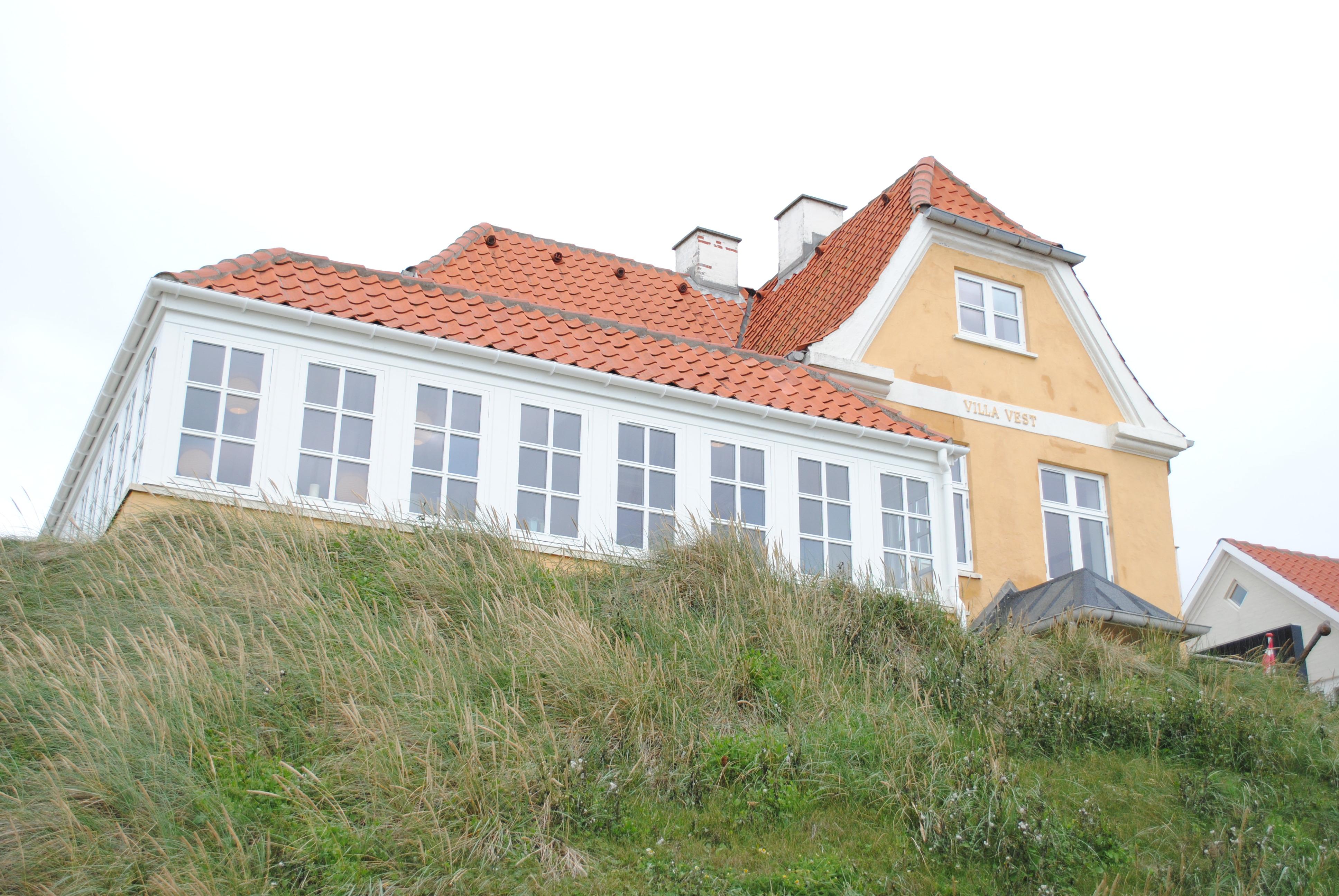 Villa Vest – Vesterhavets perle