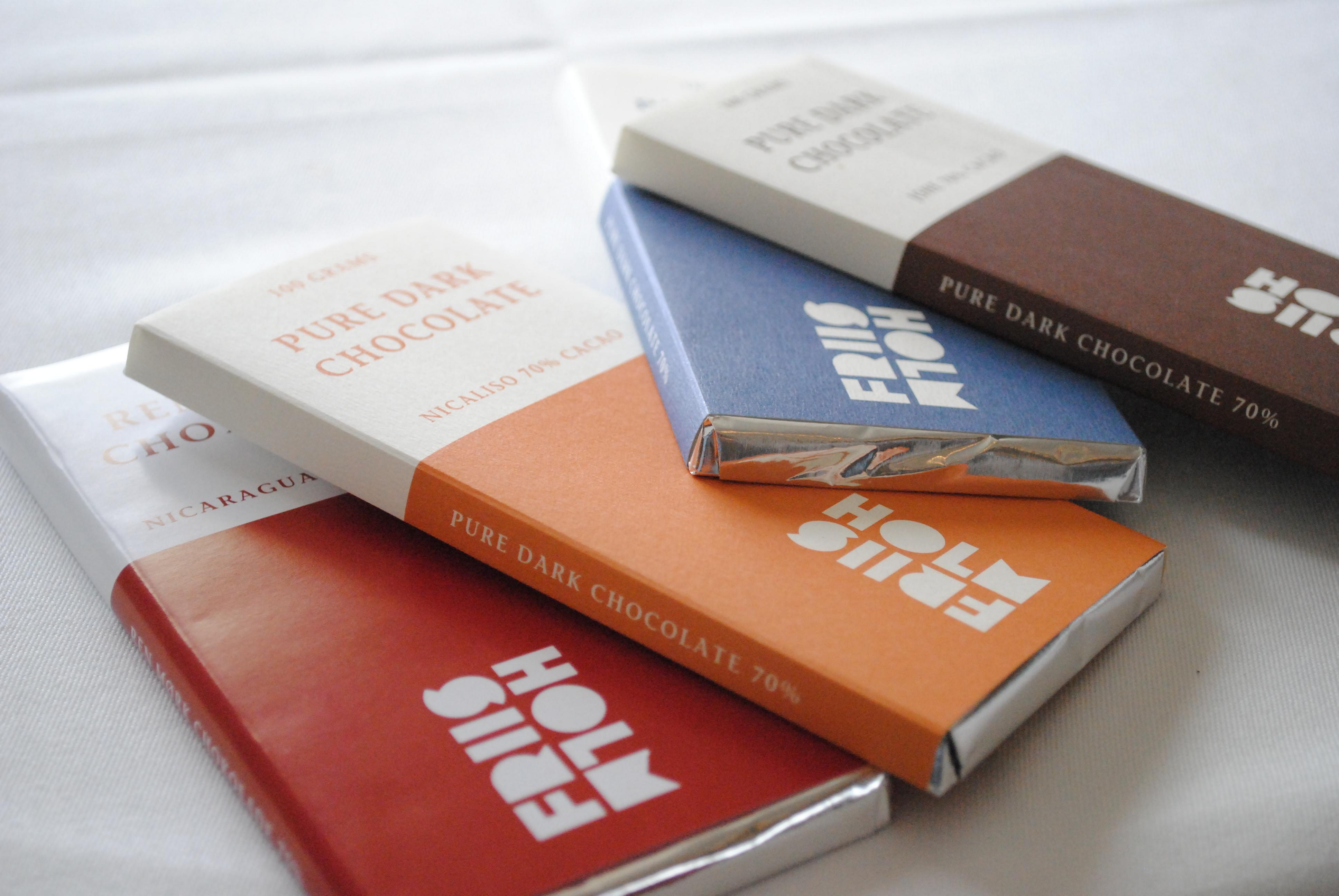 Friis-Holm nye chokoladeballader