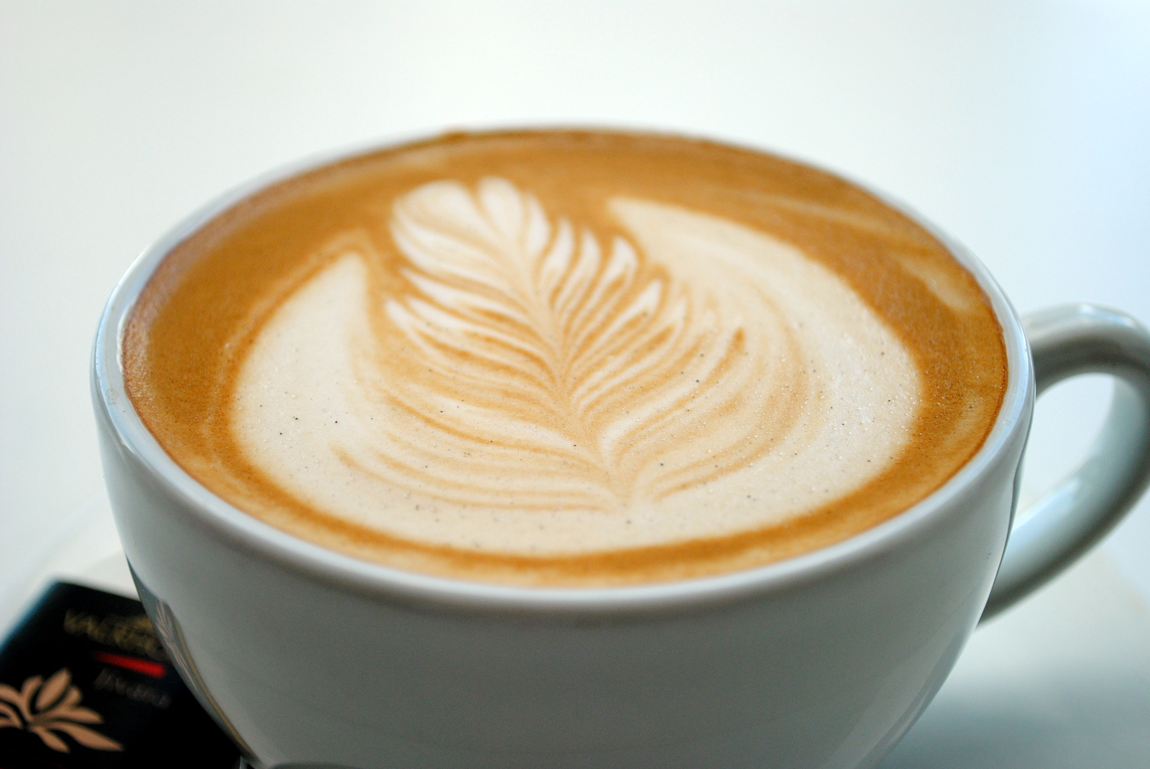 Café Ivoire – espresso og hvid chokolade