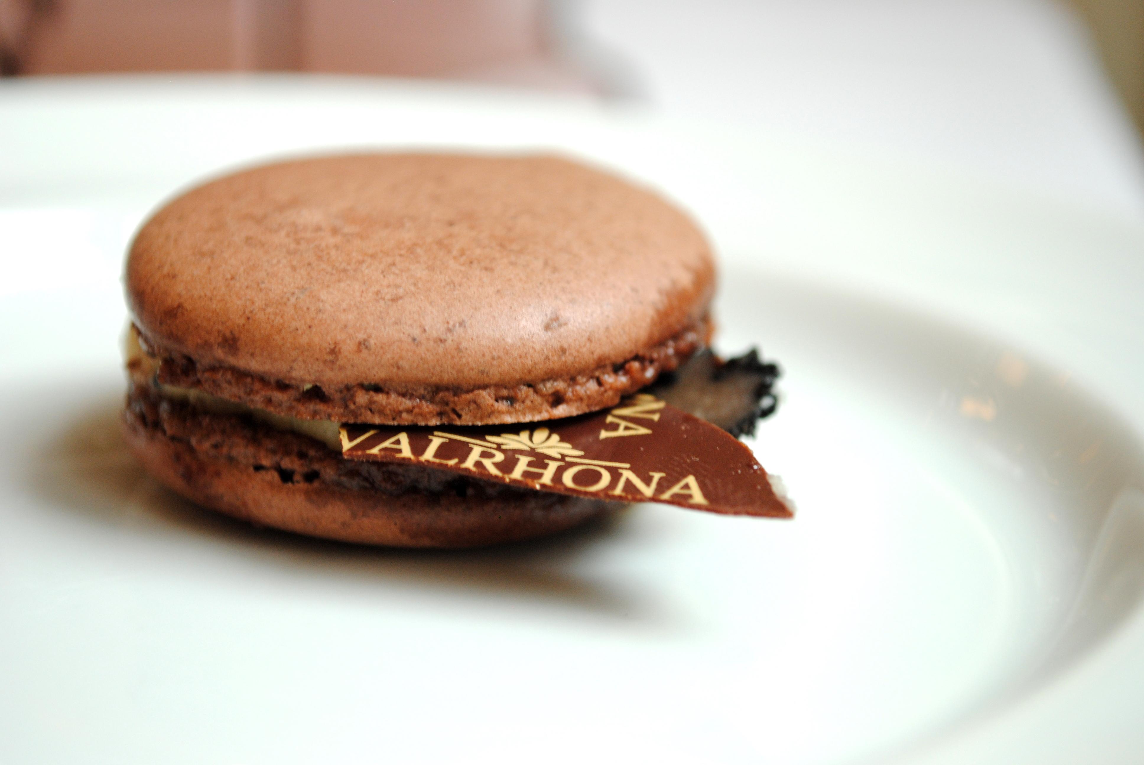 Anne au Chocolat og Valrhona Chokoladefabrikken