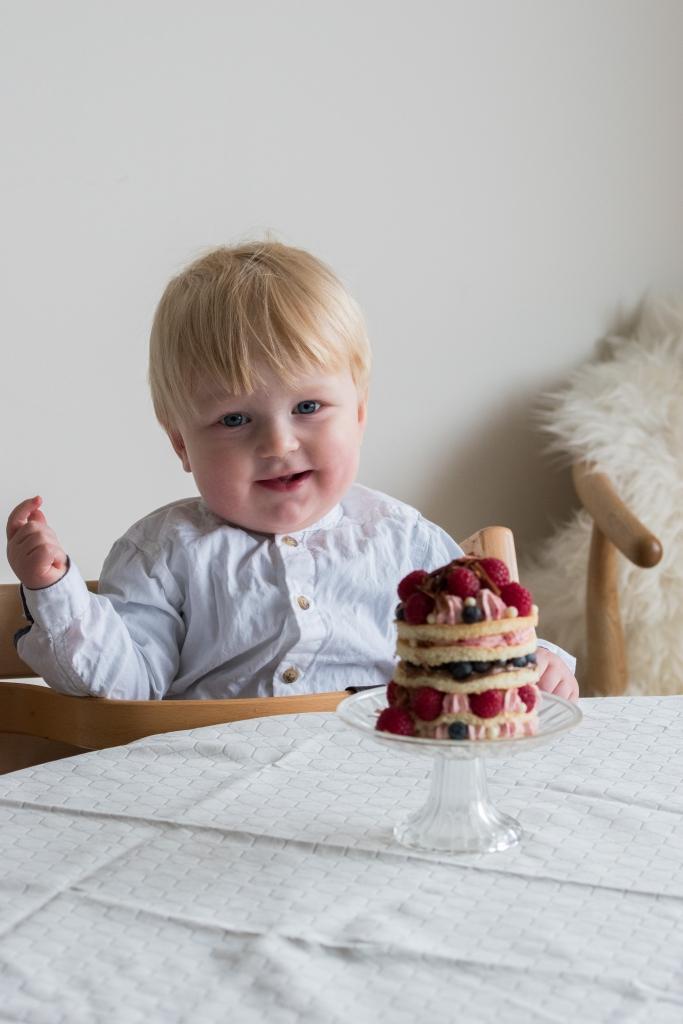 lagkage til 1 års fødselsdag