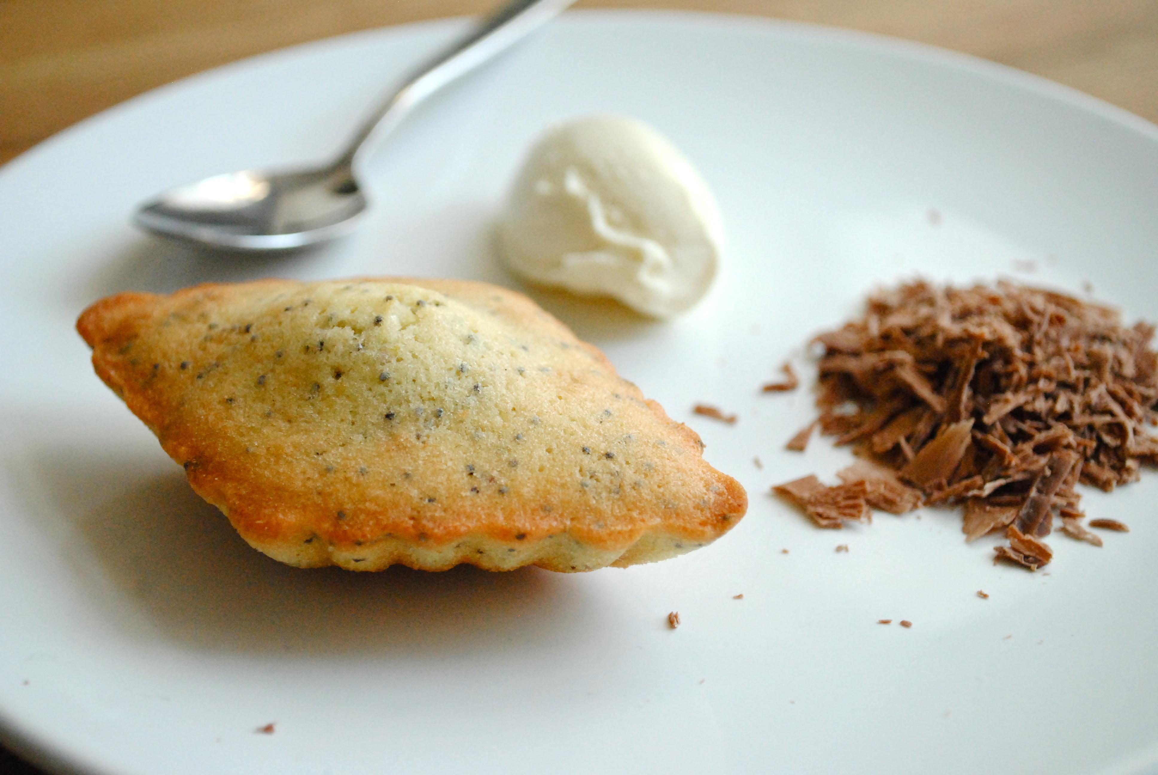 En lille spontan dessert proppet med ren livsnydelse