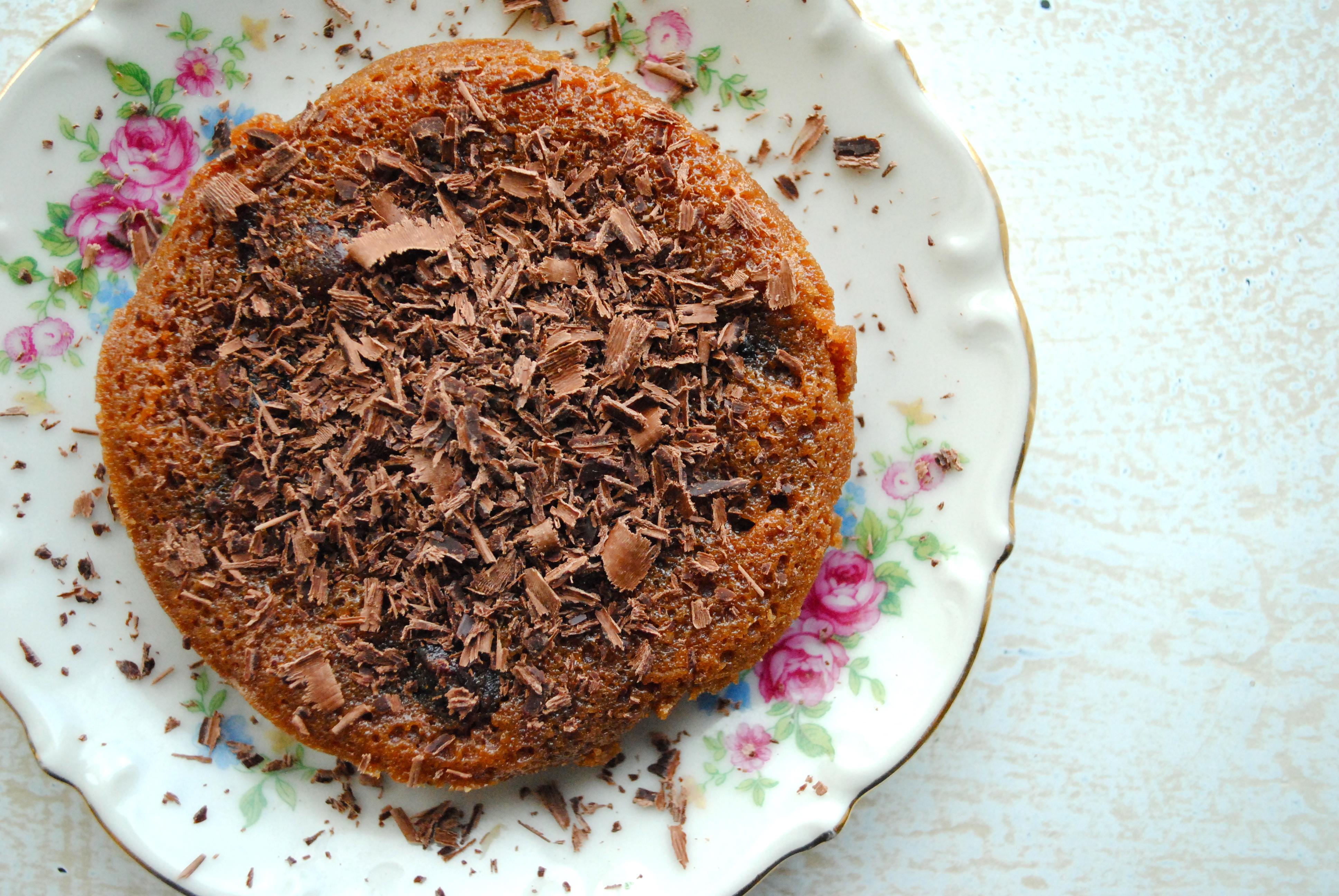 Små chokoladeballader med Caramélia