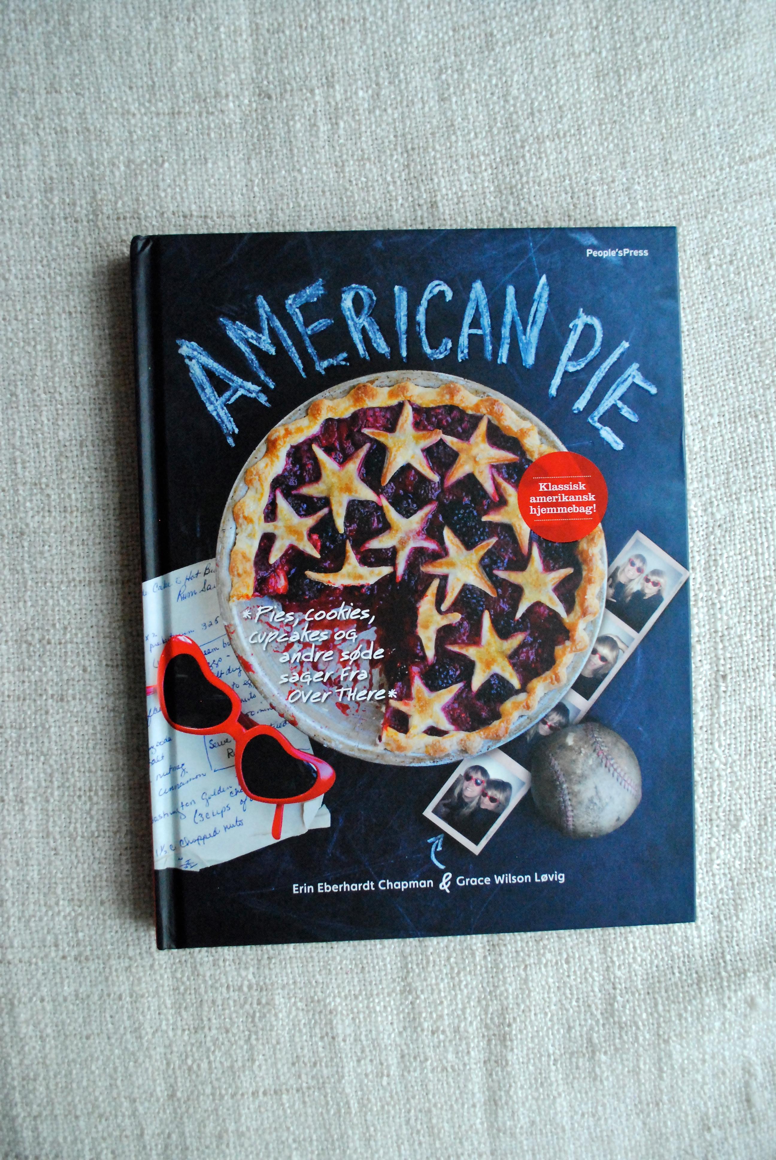 Søndagskonkurrence – vind kogebogen American Pie