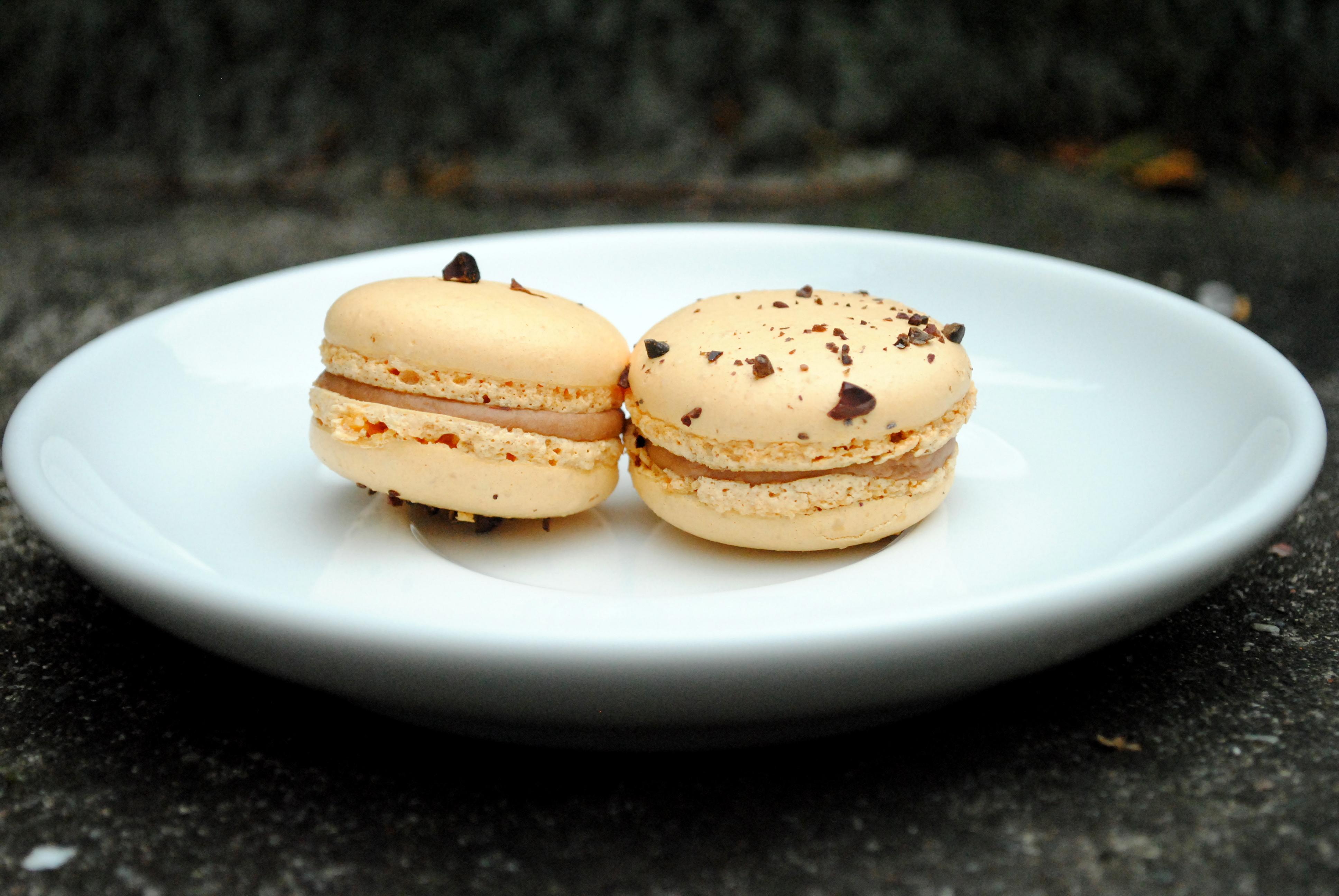 Karens magiske macarons