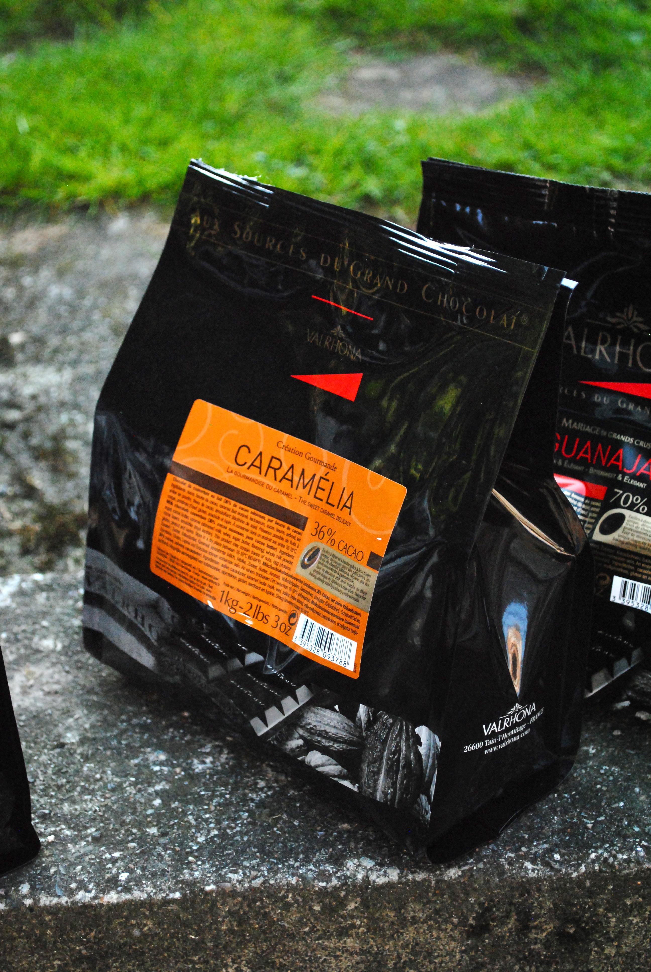 Konkurrence – vind de nye 1 kg poser fra Valrhona!