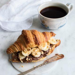Den lækreste croissant!