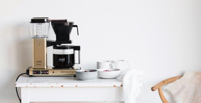 Lynhurtig, lækker hverdagsmorgenmad og dejlig kaffe