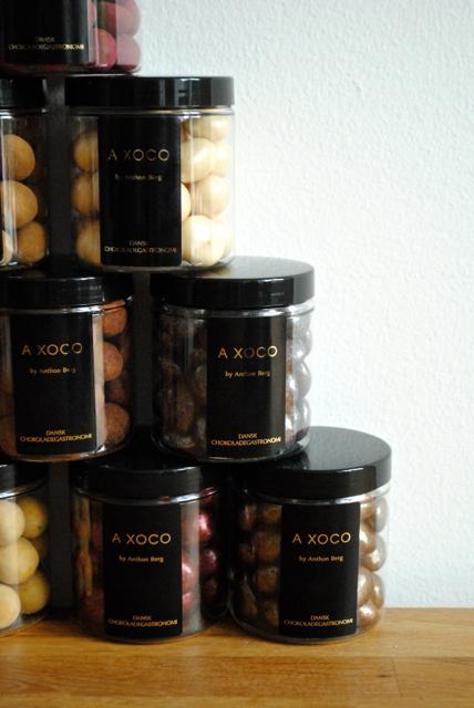 Gulerodsmuffins med knasende nougatmandler fra A XOCO