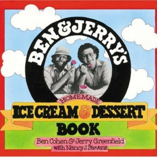 Ben & Jerry's kogebog