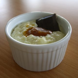 Riz au lait – en sød fransk risengrød