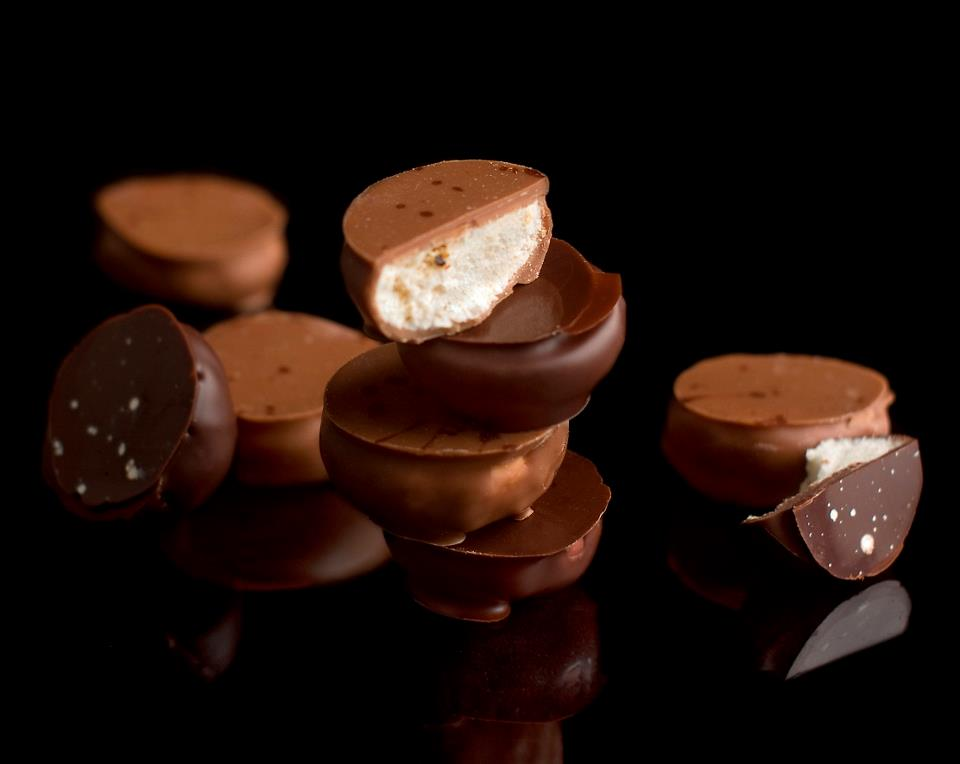 Chokolade masterclass med Damian Allsop – kommer I ?