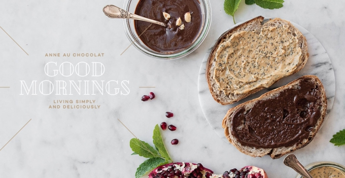 E-book Good Mornings: Living Simply and Deliciously