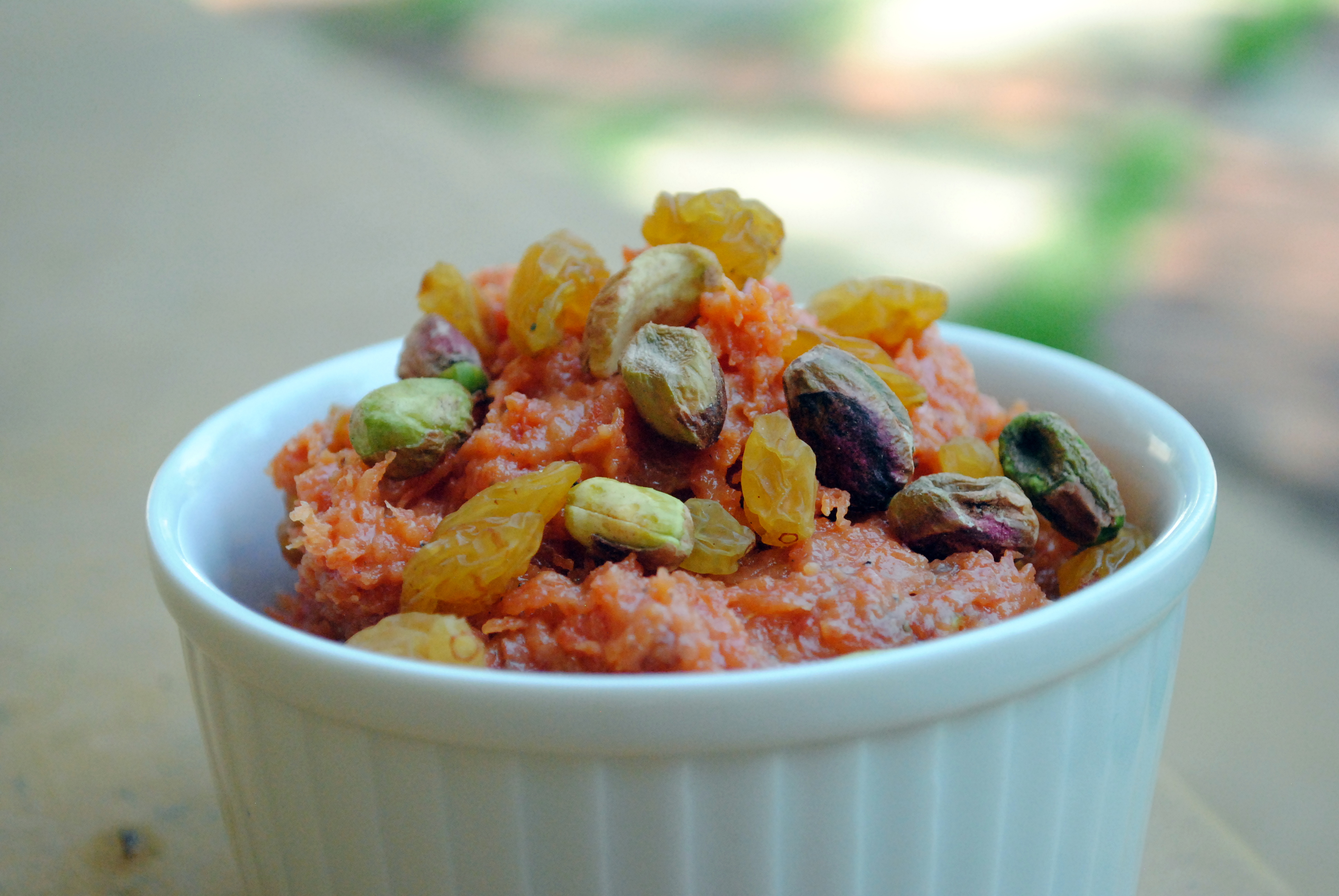 Carrot halwa – the easy version