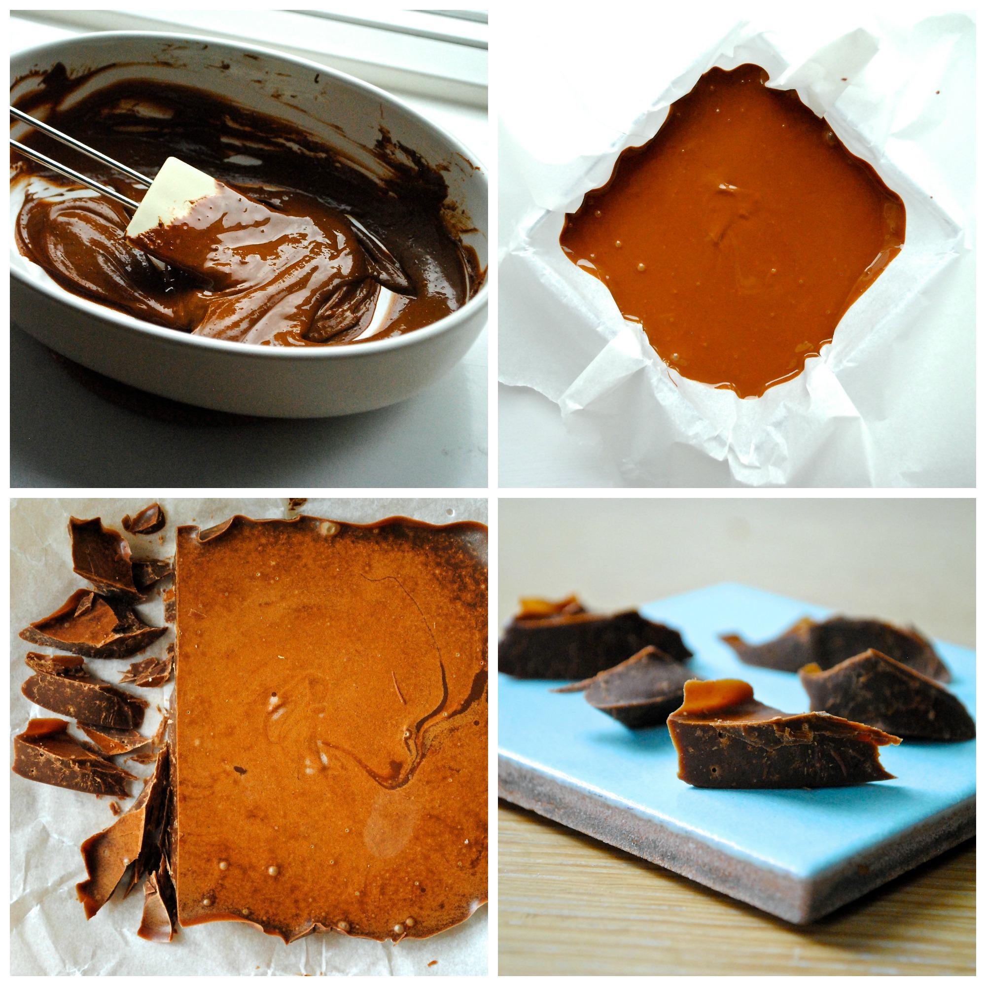 Karamelliseret mælkechokolade – et sødt eksperiment og en ny smagsoplevelse