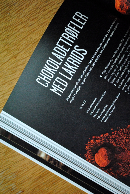 Lakrids i Maden – vind Johan Bülows nye kogebog