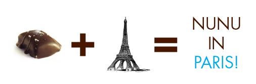 Chokolade i Paris i Påsken