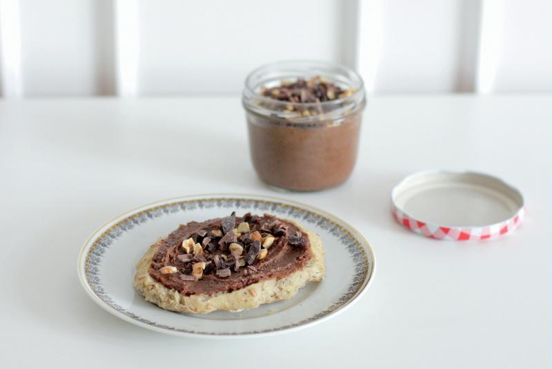 Hjemmelavet Nutella à la Mette
