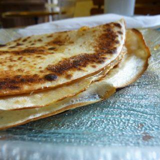 Pandekager med sukker og citron