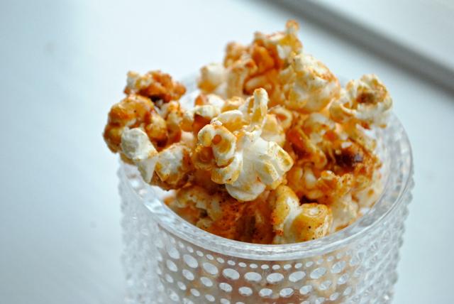 Karamelliserede popcorn à la Atelier September