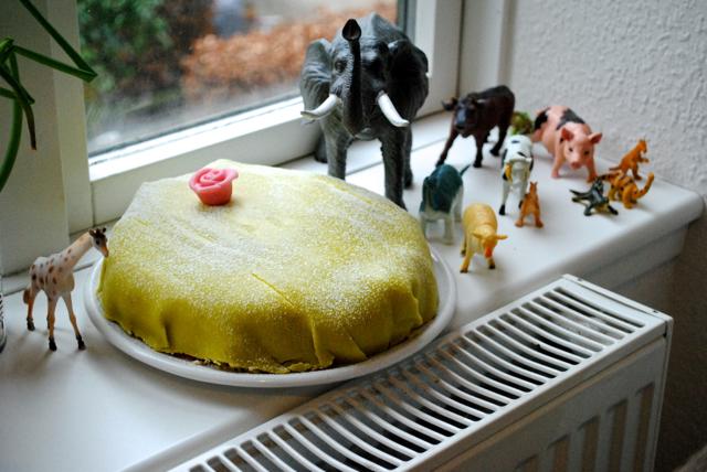 Prinsesstårta hos Frk. Kræsen