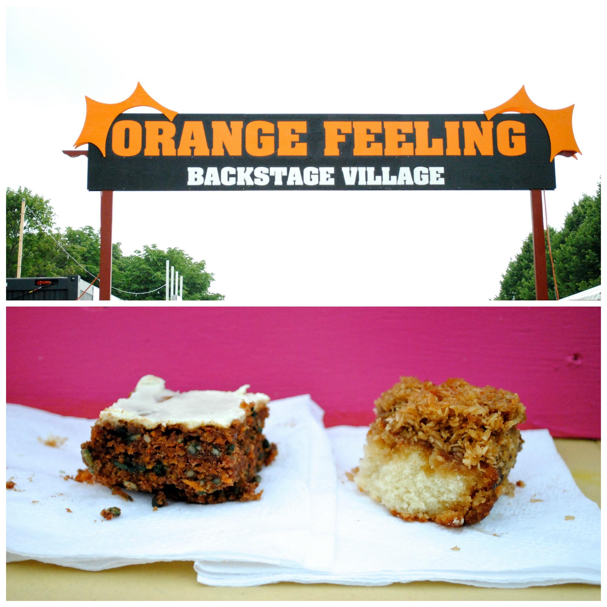 Roskilde Festival 2013 – Orange Feelings og laber drømmekage