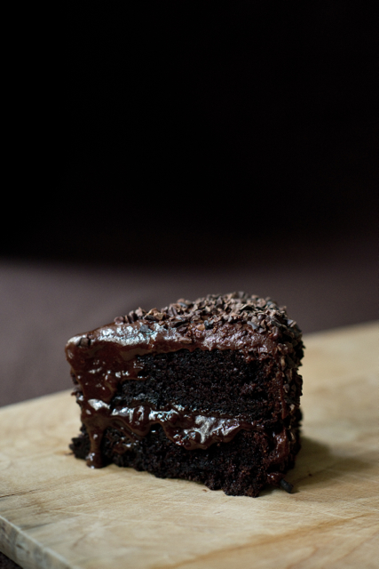 That Chocolate Cake – med et sprødt AMMA tvist.