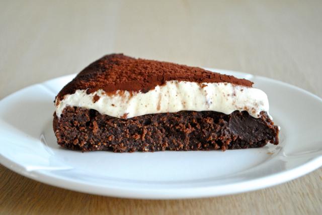 Chocolate cake à la Tiramisu